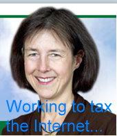 Nancy Skinner - tax the internet
